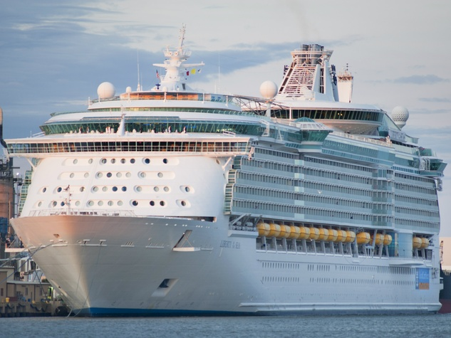 Galveston Welcomes Largest Cruise Ship To Ever Set Sail From Texas - Cruise ships out of houston texas