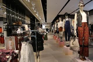 Topman Topshop store Galleria