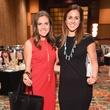 Lauren Paine, Jessica Morrison at Latin Women's Initiative Luncheon
