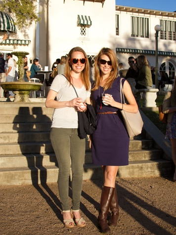 CultureMap Social Laguna Gloria March 2015 Jenny Steward Taryn White
