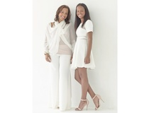 Clifford Pugh: It's in the genes: Fashionable mother-daughter duos share style secrets