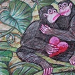Valentines Day card from Stephen - Monkey Business.