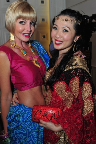 Houston, Bravo Sex Trafficking Fundraiser, June 2015, Stacy Henderson, Connie Kwan Wong