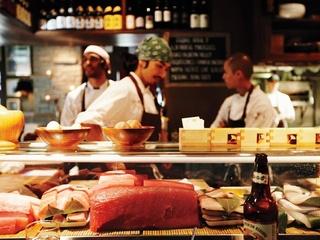 Austin Photo Set: News_caitlin_bon appetit_20 most important restaurants_feb 2013_uchi uchiko