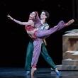 Houston Ballet Aladdin February 2014 Karina Gonzalez and Joseph Walsh choreographed by David Bintley
