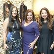 Houston, Una Notte in Italia Kick Off, Oct. 2016, Sippi Khurana, Debbie Festari, Nancy Almodovar