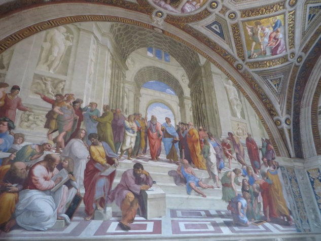 Jane Howze trip to Rome September 2014 Some of the art