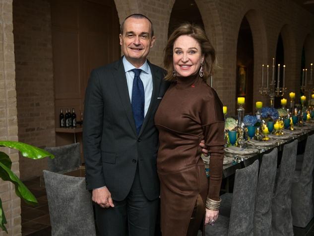 News, shelby, French Ambassador dinner, April 2015