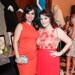 4778 Alexandra Ochoa, left, and Rebecca Bertrand at the Mission of Yahweh gala May 2014