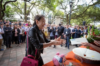 Houstonians celebrate life-changing moment at Med Center's Match Day