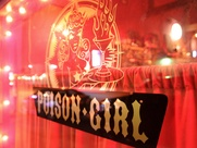 Places-Drinks-Poison Girl neon sign by Axel Bethke