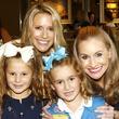Heather Randall  & Leighton Randall, Maggie & Katie Kipp