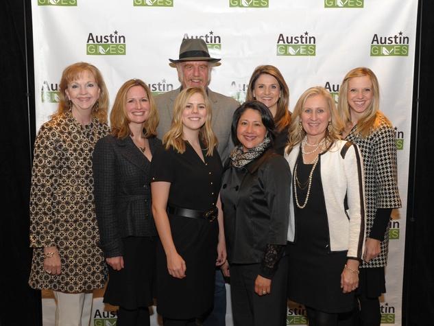 Austin Gives' 3rd GeneroCity Awards St. David's Healthcare St. David's Foundation Ray Benson