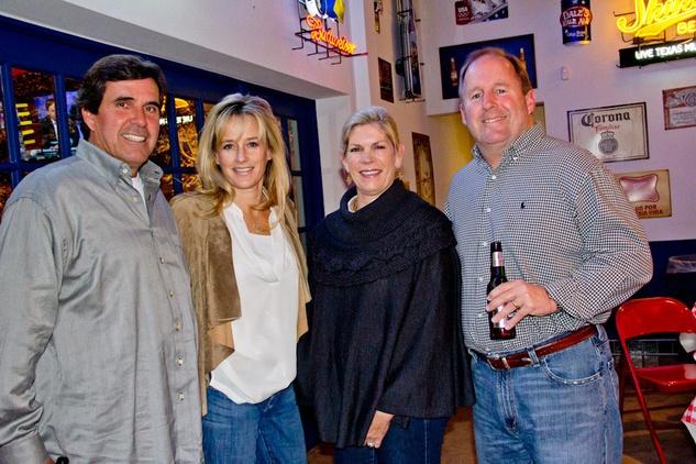 Matt Kelley, Jan Kelley, Anne Helbing, Ross Helbing