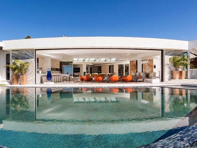 Beyonce�and Jay-Z's Beverly Hill house