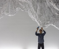 News_Yasuaki Onishi_reverse of volume RG_2012_Rice Gallery_May 2012