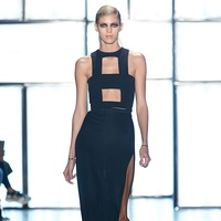 Clifford New York Fashion Week fall 2015 Cushnie et Ochs April 2015 Look18