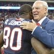 Bob McNair Andre Johnson hug