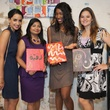 Amber Nyer, Ruqaiyah Syed Scruggs, Nikki Taylor, Danielle Glick