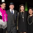 Houston, Urban Green's Gatsby in the Gardens, Nov 2016, Marisol Urrutia, David Gasstrelli, Madyson Chavez, Betty Christin