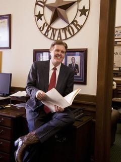 Texas Senator Dan Patrick