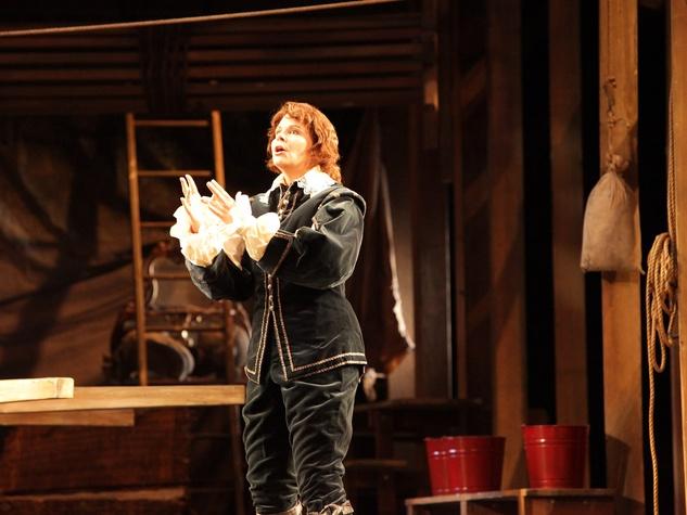News_HGO 2011_Ariadne auf Naxos_Susan Graham_The Composer