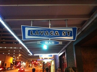 Austin Photo: Places_food_lavaca street bar_exterior