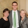 Family Services luncheon, March 2013, Kelly Lutz, Matt Garcia-Prats, Cathy Garcia-Prats