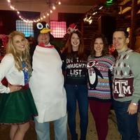 Slipper Club All Club Christmas Party