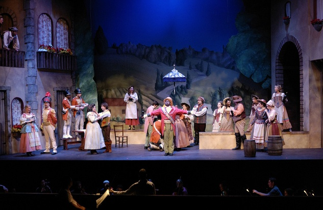 Opera Production Shepherd School of Music