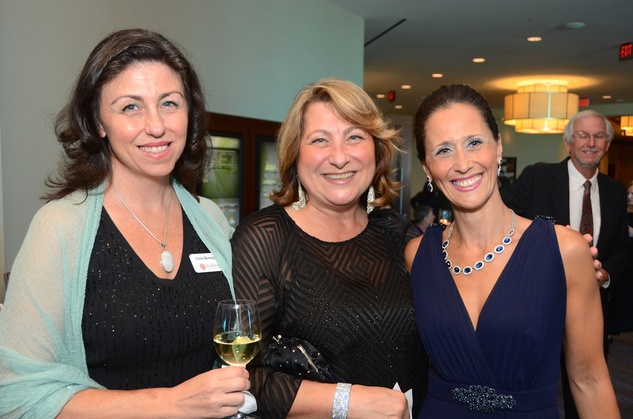 News, Shelby, Italian Cultural and Community Center gala, August 2014, Livia Bornigia, Giulia Viali, Tiziana Triolo