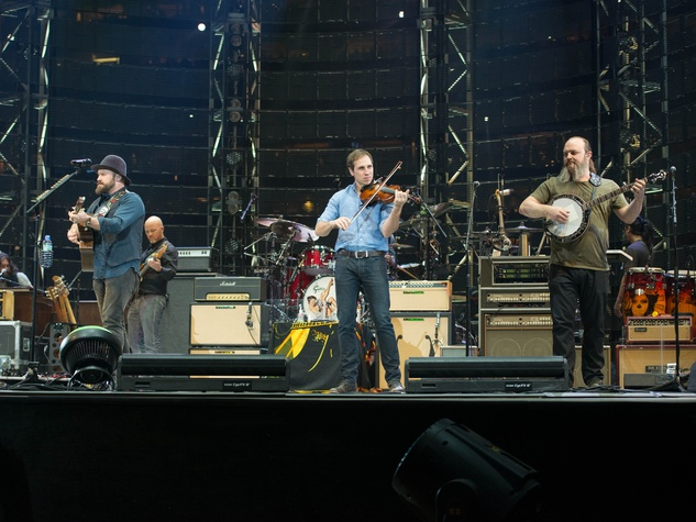 Zac Brown Band wide