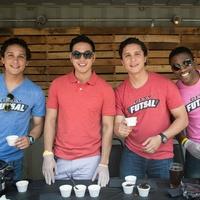 Manuel Mareel, Blake Wu, Esteban Inariel, Luis Paz, YTAC Chili Cookoff