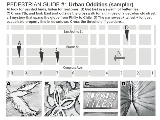 Austin Atlas Pedestiran Guide