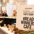 Bread Winners Cafe at CultureMap Holiday Pop-up Shop 2014