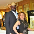 7989 Jerry and Rachel Davis at the Port City Links rodeo party March 2014