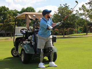 Impact a Hero golf tournament 2015