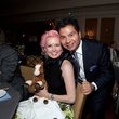 Vivian Wise and Sergio Morales at the SIRE Under the Stars event April 2014