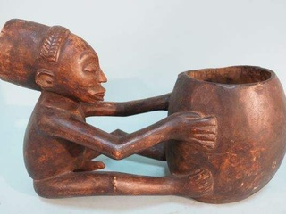 "Lewis & Maese Auction: ""Treasures from Asia, Africa and Europe"""