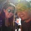 Julieta Chavez Delua and Jibril Yusef Abdul-Salaam at The Flat January 2014