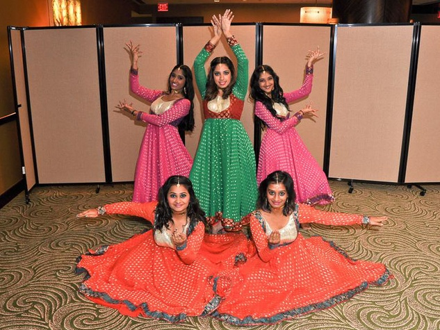 News_Pratham Gala_April 2012_Naach Houston Performers