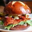 Emily Brooklyn chicken sandwich