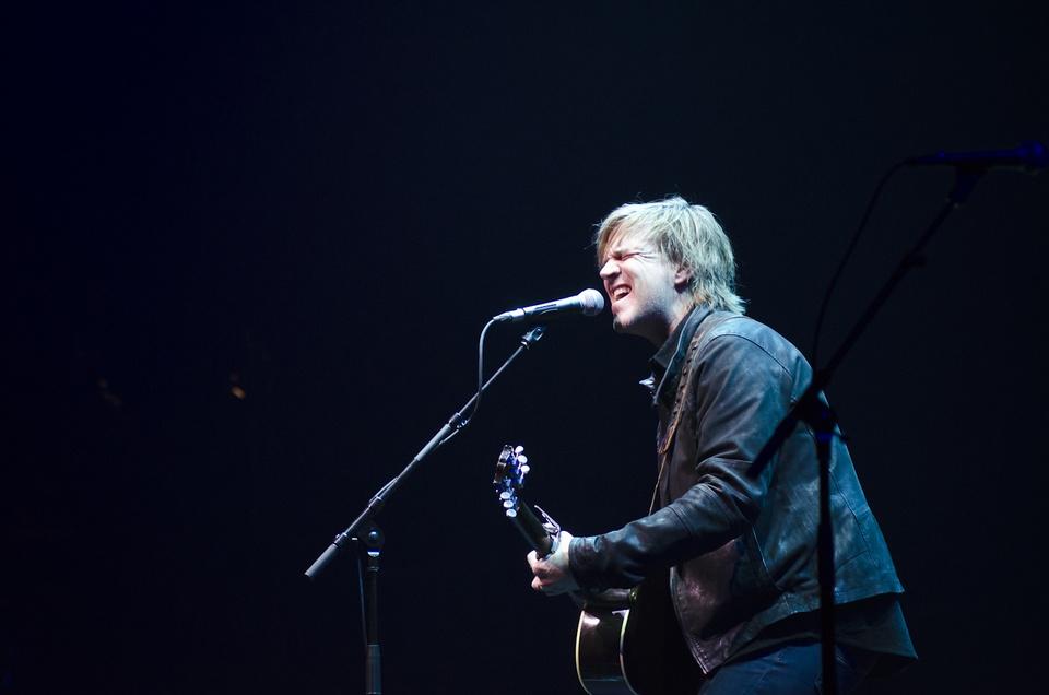 Austin Photo Set: News_jon_texas heritage songwriters_march 2013_4