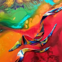 LMB Art Glass presents Cathy Shepherd and Daniel Padilla: Convergence