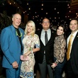 6 Tracy and Laurie Krohn, from left, Alan Rosen and Alyssa Kevin Maples at the K9s 4 Cops benefit November 2014