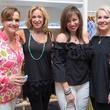 Roberta Roller Rabbit opening Ann Fordham, Maria Helm, Marlo Miller, Ghad Ali