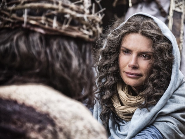 Son of God Roma Downey as Mary