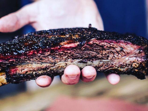 Stiles Switch BBQ & Brew barbecue rib