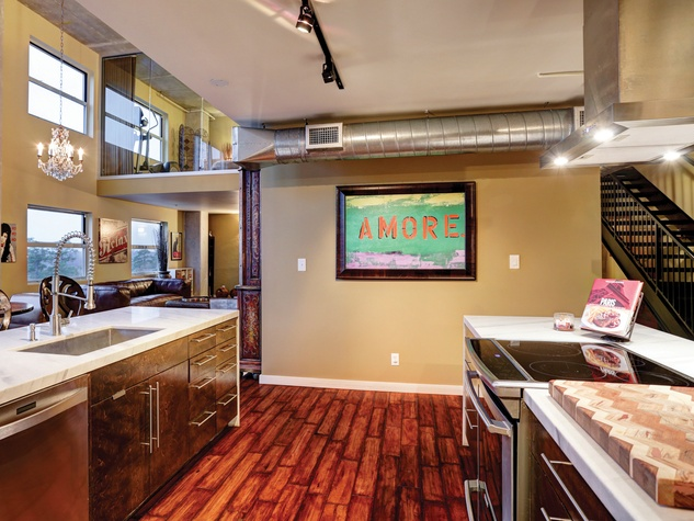 7 On the Market 6007 Memorial Drive Unit 501 February 2015