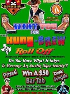 Austin photo: Event_Brew Skee Ball_Poster